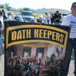 Banner Oathkeepers Patriot Painting